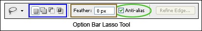 opotion-bar-lasso-tool