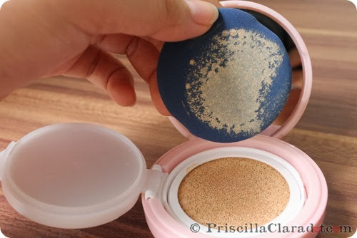 Priscilla Clara beauty blogger review Etude House Precious Mineral Any Cushion _13