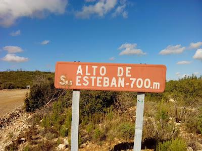 Alto de San Esteban Zuera Zaragoza