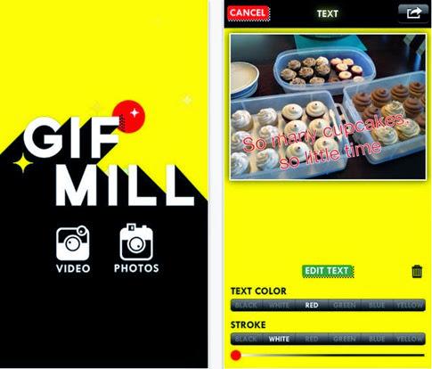 Descargar GifMill para iOS