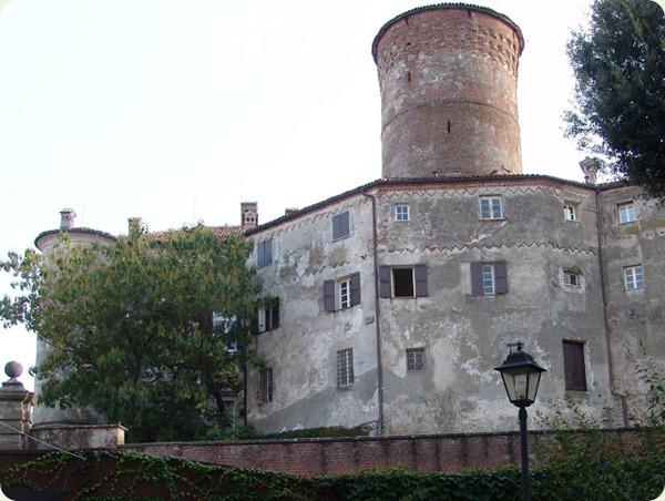 basilicata Castello di Rocca Grimalda