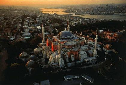 Aya Sofya Turkey 006