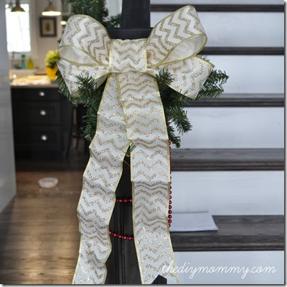 Wire-Ribbon-Bow-The-DIY-Mommy