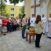 Rok 2011 - Relikvie sv. Cyrila v Leopoldove