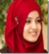 model hijab terbrau rini