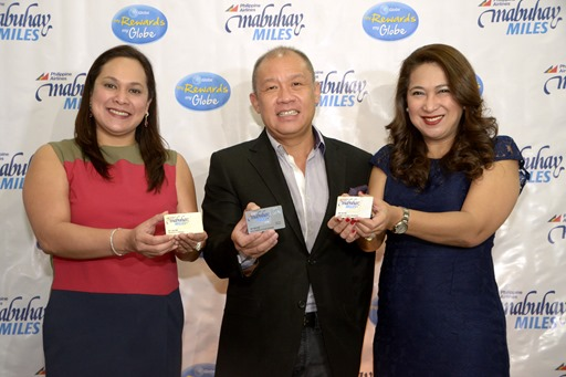 Globe Rewards Philippine Airlines Mabuhay Miles