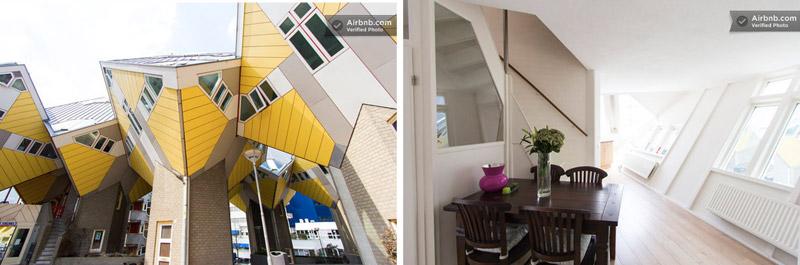Кубический дом, Нидерланды