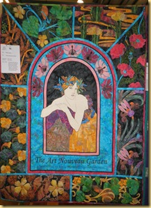 The Art Nouveau Garden Kathy A