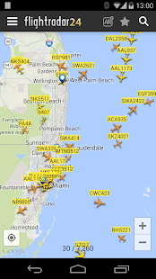 Screenshots  Flightradar24 Pro
