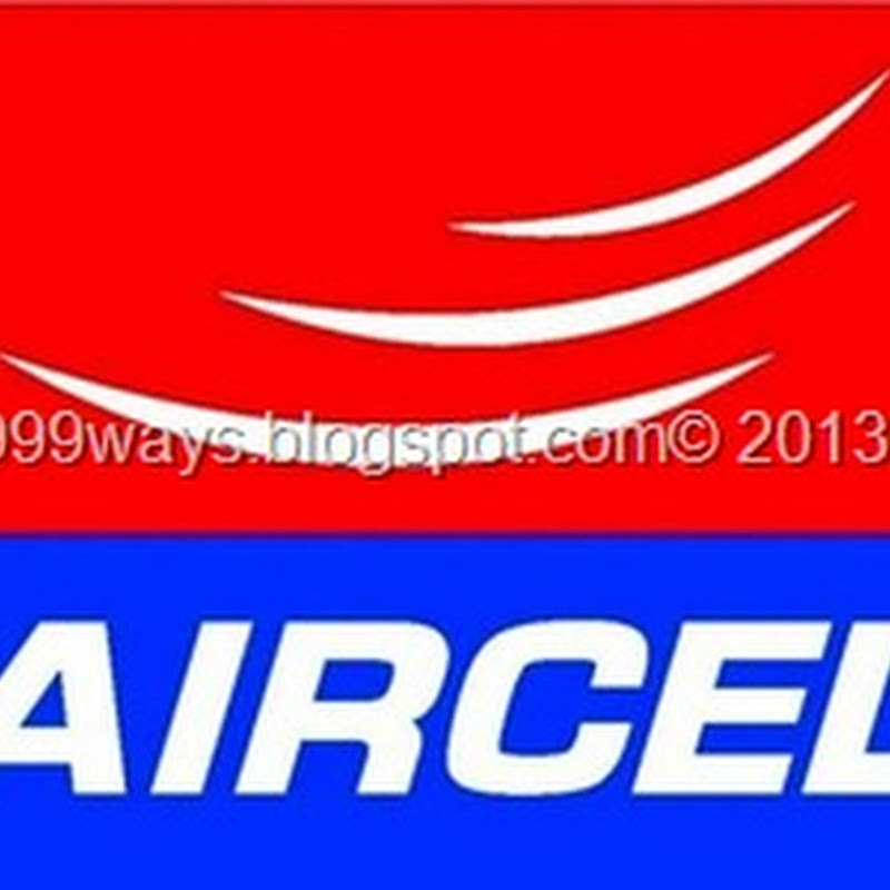 New Aircel Free Rrecharge Tricks