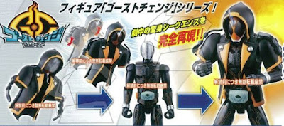 Hình Ảnh Kamen Rider Ghost Legend Rider Souls