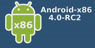 Android x86 4.0 RC2
