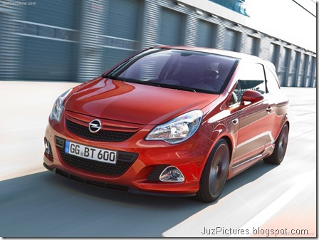 Opel Corsa OPC Nurburgring Edition 7