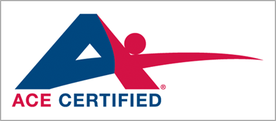 ace certified.