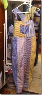 NC overalls