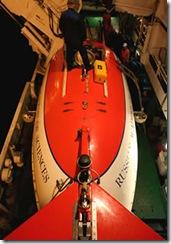 タイタニック潜水艦