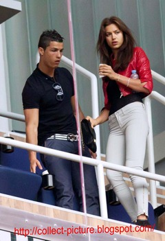 Cristiano Ronaldo Hair Style with