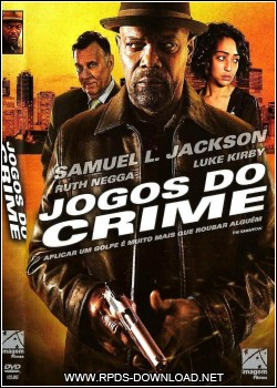 5051fff1788a2 Jogos do Crime DVD R