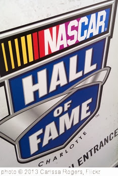'NASCAR hall of fame charlotte, NC travelingmom goodncrazy carissa rogers' photo (c) 2013, Carissa Rogers - license: http://creativecommons.org/licenses/by/2.0/