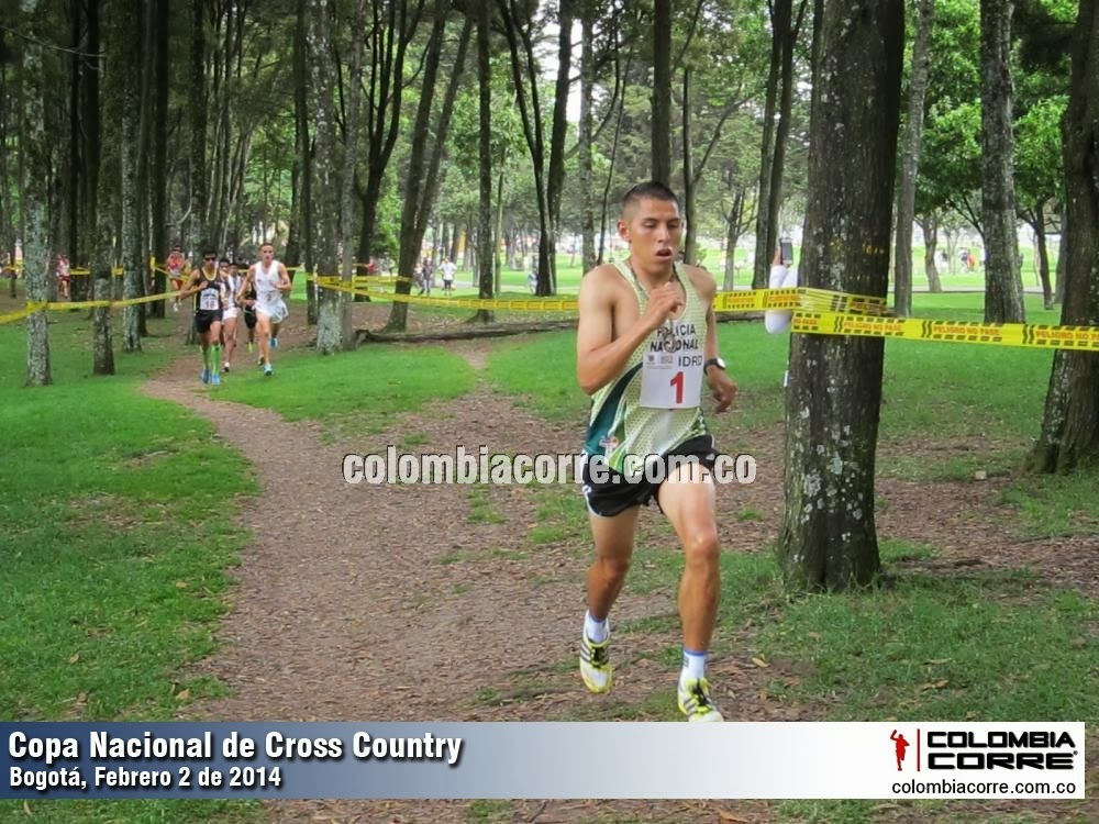 Copa Nacional de Cross Country 2014