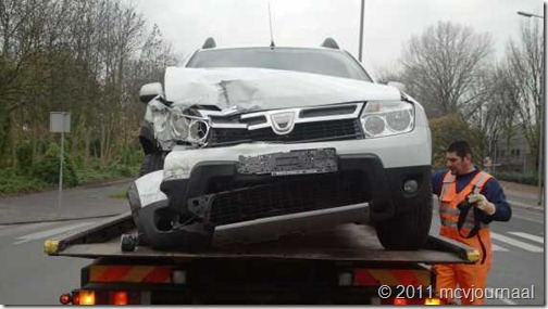 Dacia Duster Ed totalloss 08