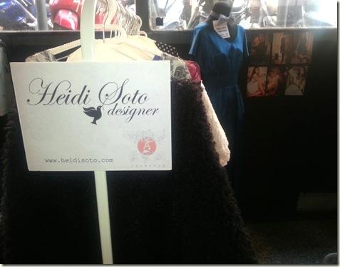 Heidi Soto Designer