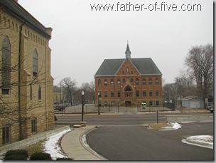 St. John the Baptist School - Jordan, Mn - Old School