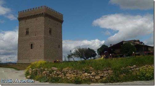 Torre de Olcoz - Biurrun