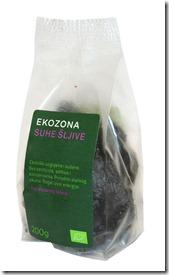 EKOZONA suhe sljive 200 g