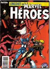 P00012 - Marvel Heroes #20