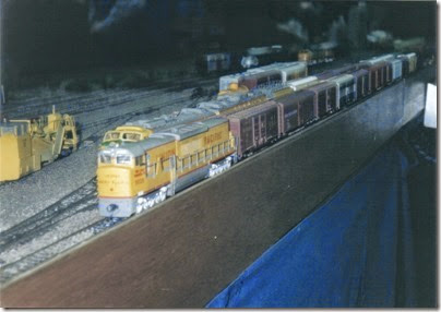 07 LK&R Layout at the Triangle Mall in February 1999