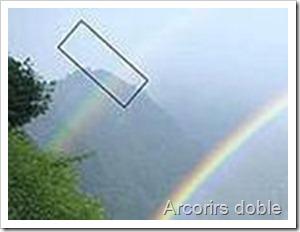 arcoiris doble