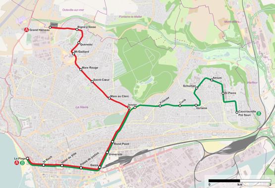 tramway 5