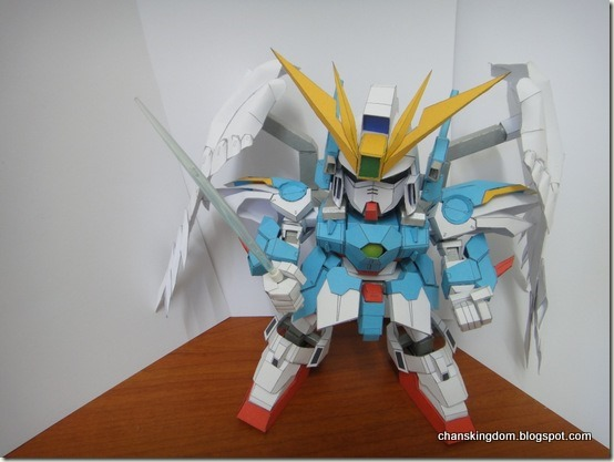 SD Wing Zero Custom-004