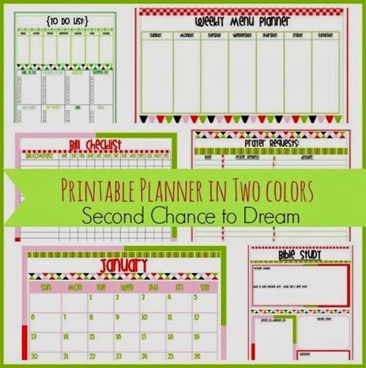 Printable Planner
