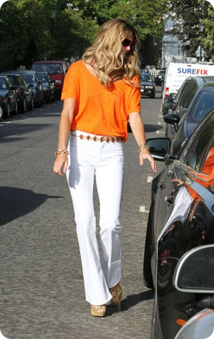 Elle MacPherson Jeans Flare Jeans a-MjOOIcrvgl