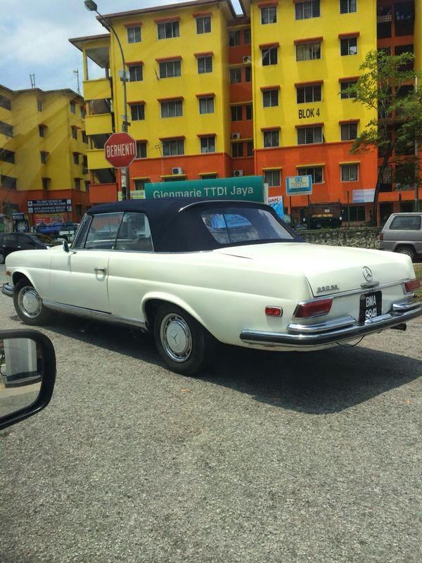 Classic Cars Motoring Malaysia