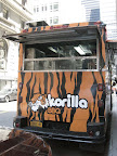 The Korilla BBQ food truck