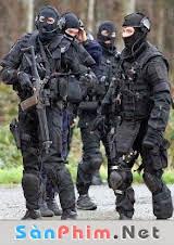 Lực Lượng Đặc Cảnh (2015)