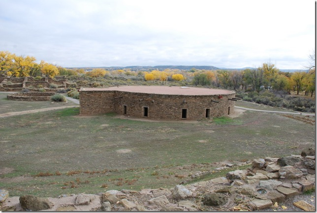 10-27-11 Aztec Ruins National Monument 011
