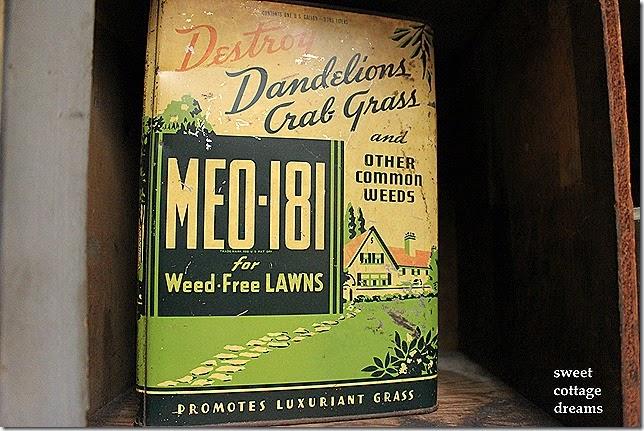 grass tin