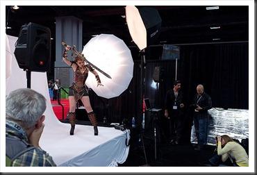Wescott Booth at Photoshop World 2012
