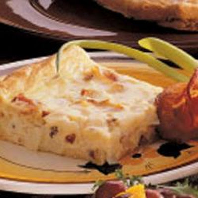 Onion Brunch Squares