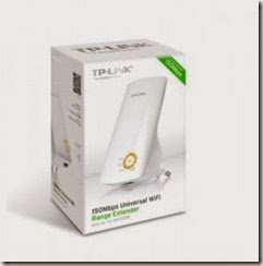 Buy TP-Link TL-WA750RE Wireless Extender at Rs. 1475 only from Flipkart