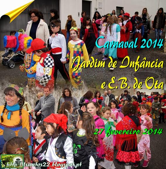 Carnaval 2014 - EB - J. Infancia Ota - 27.02.14