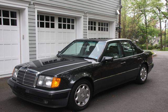 Wow for the car boo for the price 1992 mercedes 500e for Mercedes benz 1992