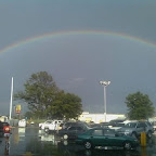 Cool Storm  Rainbow Photos
