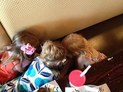 lunch- girls