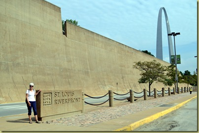 Arch from Riverfront