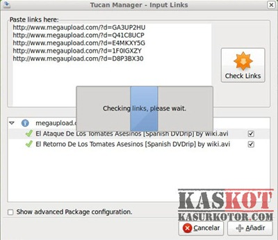 Tucan Manager - Software Alternatif JDownloader untuk Windows, Mac & Linux